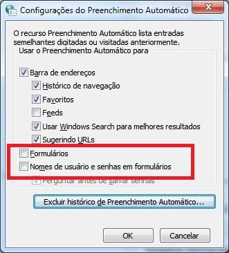 imagem para preenchimento automático de formulários