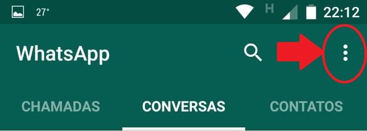 WhatsApp-menu
